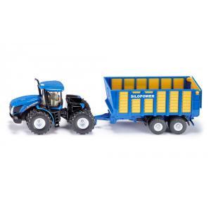 Siku - 1947 - Tracteur avec épandeur - 1:50ème (287396)