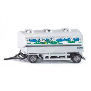 Siku - 1972 - Remorque pour camion citerne de lait - 1:50ème (287420)