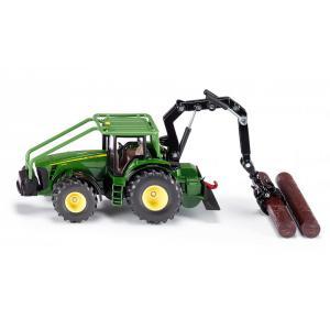 Siku - 1974 - Tracteur forestier John Deere - 1:50ème (287422)