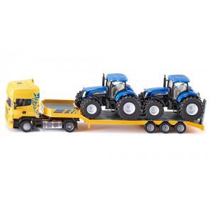 Siku - 1984 - Camion avec tracteurs - 1:50ème (287432)