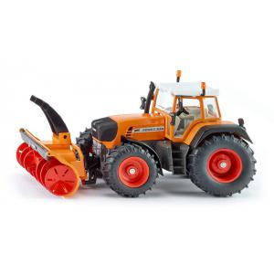 Siku - 3660 - Tracteur avec fraiseuse à neige - 1:32ème (287514)