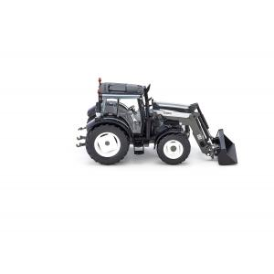 Wiking - 7327 - Valtra N123 avec chargeur frontal - 1:32ème (287622)