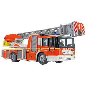 Wiking - 7333 - Camion de pompiers Metz-DL 32 (MB Econic) Düsseldorf - 1:43ème (287654)