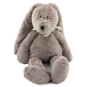 Dimpel - 883428 - Doudou lapin Flor 32 cm - beige-gris (287686)