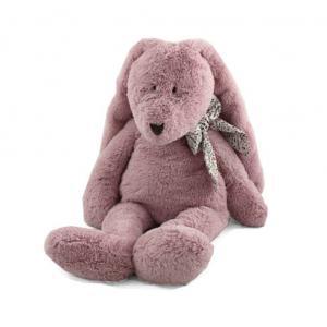 Dimpel - 883623 - Doudou lapin Flor 25 cm - rose (287708)