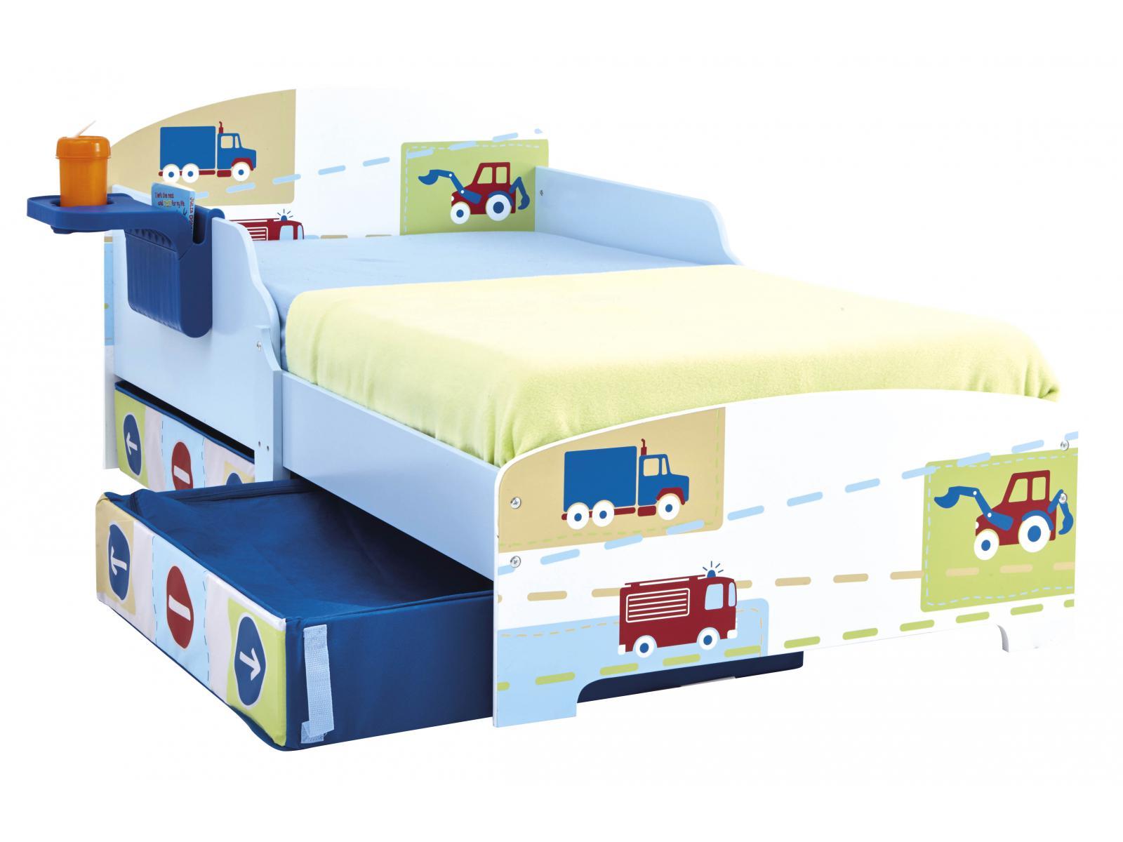 room studio lit d 39 enfant v hicules avec rangements. Black Bedroom Furniture Sets. Home Design Ideas