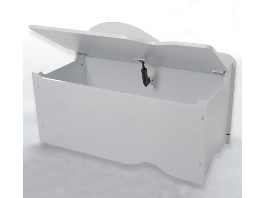 room studio coffre jouets blanc. Black Bedroom Furniture Sets. Home Design Ideas