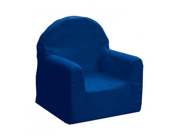 room studio fauteuil club room bleu. Black Bedroom Furniture Sets. Home Design Ideas