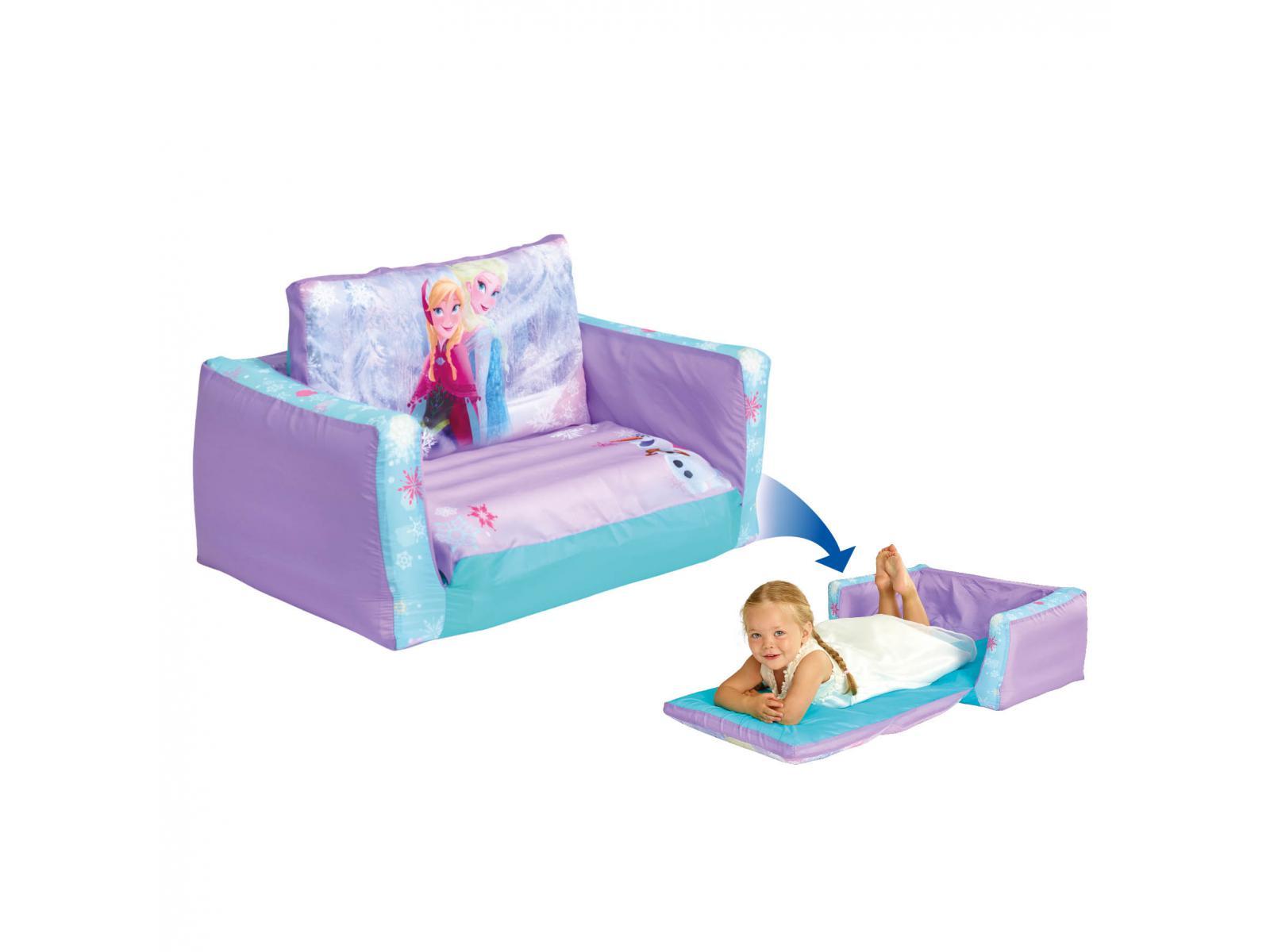 room studio canap convertible gonflable reine des neiges. Black Bedroom Furniture Sets. Home Design Ideas