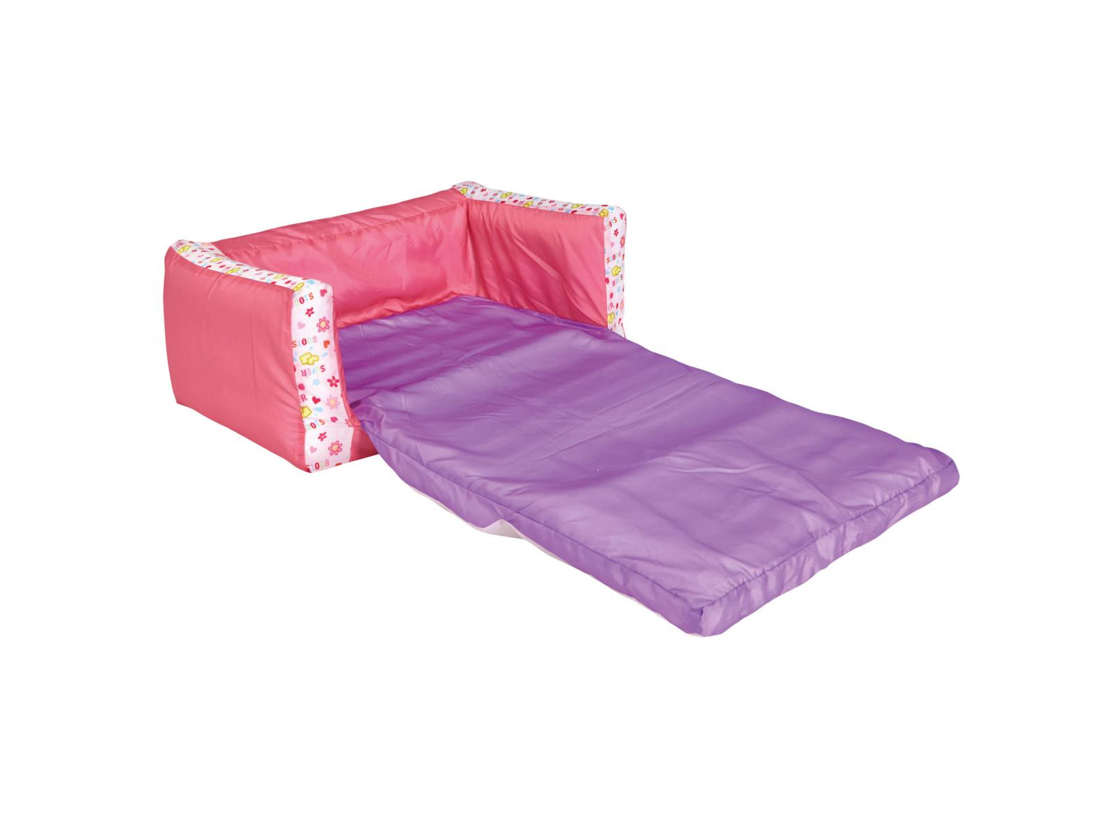 Room studio canap convertible gonflable peppa pig - Canape lit gonflable ...