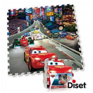 Cars, Cars2 - 46842 - TAPIS MOUSSE CARS (293132)