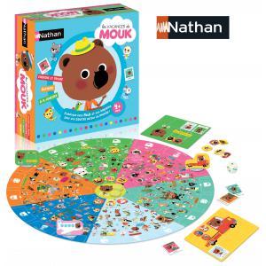 Nathan - 31487 - Les vacances de Mouk (293212)
