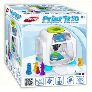 Joustra - 48500 - Imprimante 3d (293890)
