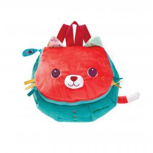 Lilliputiens - 86638 - Sac à dos doux Colette le chat (294206)
