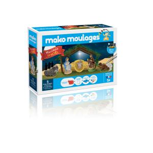 Mako moulages - 39012 - Mako moulages crèche 5 moules (294446)