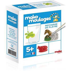 Mako moulages - 39004 - Création poterieRecharge plâtre 800g (294450)
