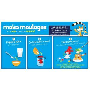 Mako moulages - 39010 - Création poterie