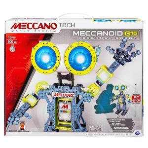 Meccano - 6024907 - Meccanoid g15 Meccano tech (296030)