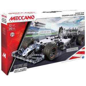 Meccano - 6028469 - Monoplace de course Meccano (296036)