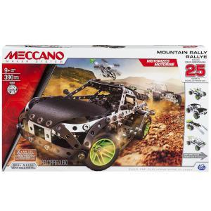 Meccano - 6026397 - Rallye - 25 modèles motorisés - Meccano (296048)