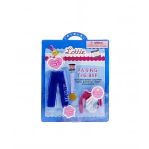 Lottie - LT036 - Tenue de gymnastique Lottie - Raising The Bar 22x4x16,5cm (299498)