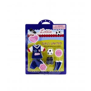 Lottie - LT038 - Girls United 22x4x16,5cm (299502)