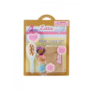 Lottie - LT045 - Hair Care Kit 22x4x16,5cm (299510)