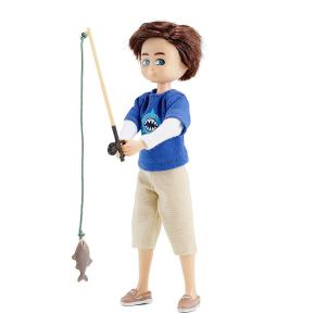 Lottie - LT062 - Vêtements poupée Lottie Gone Fishing (299528)