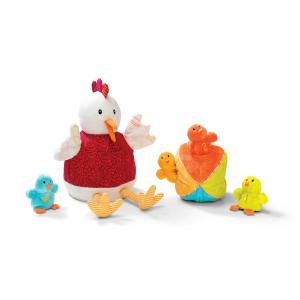 Lilliputiens - 86635 - Ophélie la poule (300178)