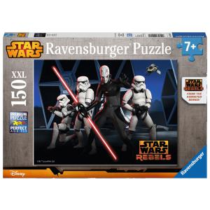 Ravensburger - 10017 - Puzzle 150 pièces XXL - Les rebelles / Star Wars Rebels (300202)
