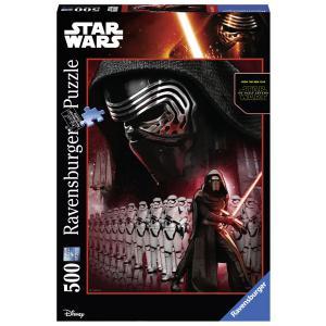 Ravensburger - 14677 - Puzzles 500 pièces Star Wars épisode 7 (300218)
