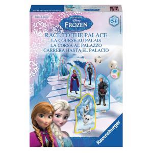Ravensburger - 21172 - Frozen La course au palais (300240)