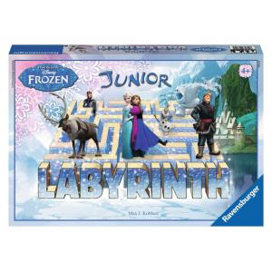 Ravensburger - 22314 - Jeux de société  enfants - Labyrinthe Junior La Reine des Neiges - Jeux de réflexion (300246)
