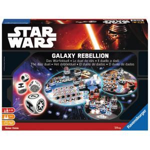 Star Wars - 26665 - Jeu de société enfants  - Jeu d'action - Star Wars Galaxy Rebellion (300248)
