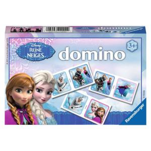 Ravensburger - 24002 - Domino La Reine des Neiges (300252)