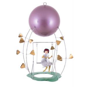 L'oiseau bateau - SCE0002 - Mobile Schlumélémentaires La fille à la balançoire (302790)