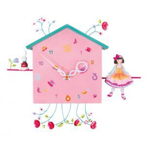 L'oiseau bateau - HOR0006 - Horloge décorative Alabonneheure Alice (302828)