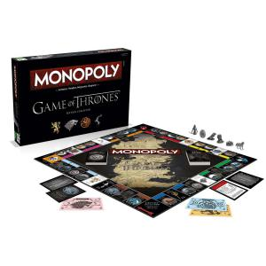 Winning moves - 0970 - Monopoly game of thrones (303080)