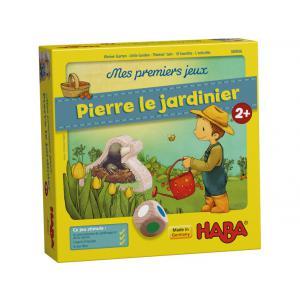 Haba - 300956 - Mes premiers jeux – Pierre le jardinier (303214)