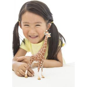 Schleich - 14750 - Figurine Girafe femelle - Dimension : 9 cm x 4,2 cm x 17,2 cm (303394)