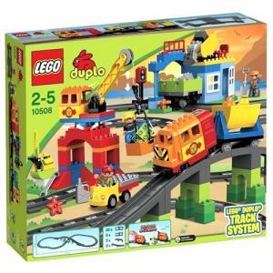 Lego - 10508 - Mon train de luxe (303472)