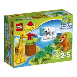 Lego - 10801 - Les bébés animaux du monde (303500)