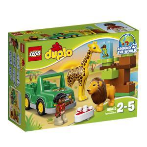 Lego - 10802 - Les animaux de la Savane (303502)
