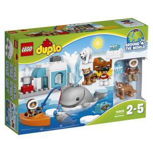 Lego - 10803 - Les animaux de l'Arctique (303504)