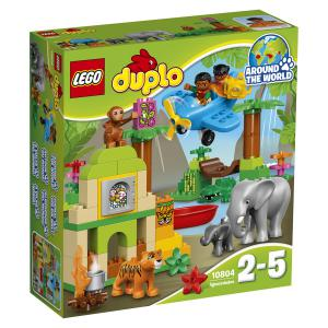 Lego - 10804 - La jungle (303506)