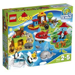 Lego - 10805 - Le tour du monde (303508)