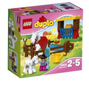 Lego - 10806 - Les chevaux (303510)