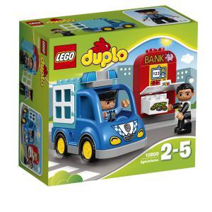 Lego - 10809 - La patrouille de police (303516)