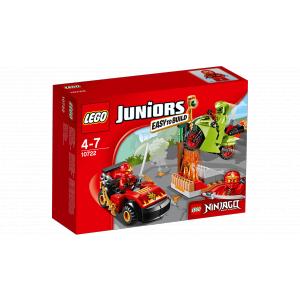 Lego - 10722 - L'attaque du serpent NINJAGO (303556)