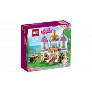 Lego - 41142 - Le château royal des Palace Pets (303574)